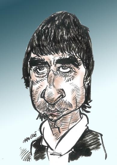 Noel Gallagher par daulle